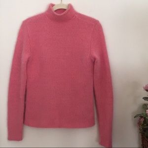 Ralph Lauren wool/angora sweater